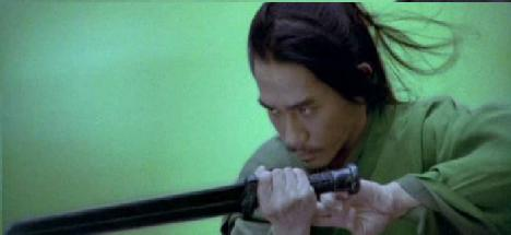 tony leung hero green