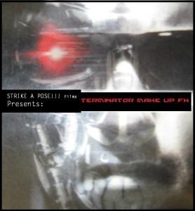 Terminator Arnold Red Eye