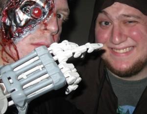 Terminator 2, Stan Winston, Cyborg, FX