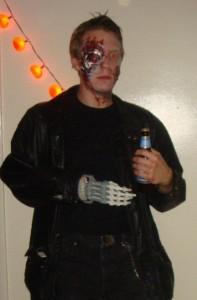 Halloween, Terminator, Make Up Effects, Prosthetic