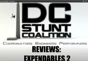 DC Stunt Coalition Expendables 2 Review